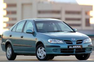 Nissan Almera N16