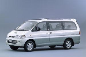 Mitsubishi Delica IV (Space Gear)