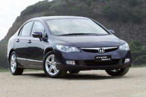 Honda Civic VIII (4D)