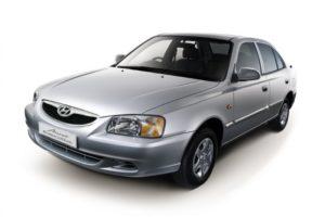 Hyundai Accent II ТагАЗ