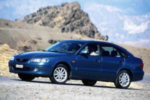Mazda 626 (GF)