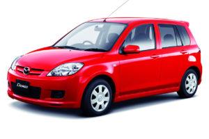Mazda Demio II (DY)
