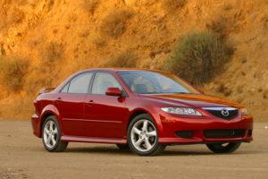 Mazda 6 (GG)