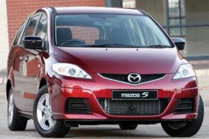 Mazda 5 (CR)