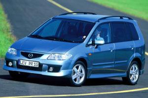 Mazda Premacy I (CP)
