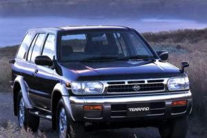 Nissan Pathfinder (Terrano) R50