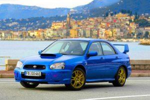 Subaru Impreza II (G11)