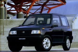 Suzuki Escudo I/Grand Vitara 2