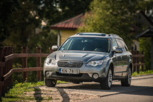 Subaru Outback III (B13)