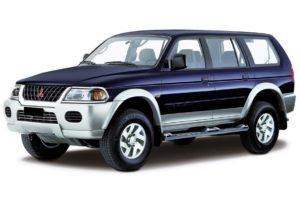Mitsubishi Pajero Sport I (Montero Sport)
