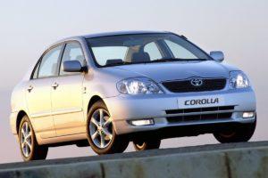 Toyota Corolla IX (E120)