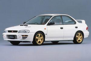 Subaru Impreza I (G10)