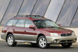 Subaru Outback II (B12)