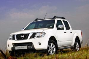 Nissan Navara (Frontier) D40