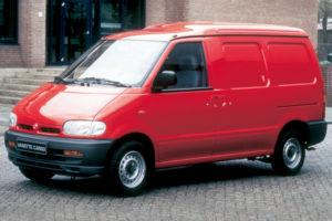 Nissan Vanette (Serena) Cargo C23