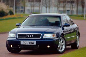 Audi A8 (D2)