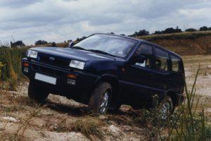 Ford Maverick I