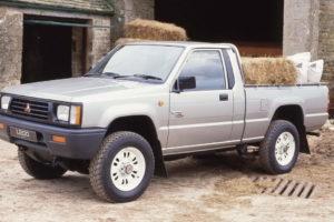 Mitsubishi L200 II