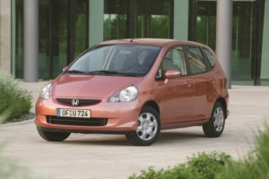Honda Fit (Honda Jazz) I