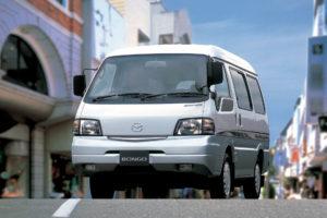 Mazda Bongo IV