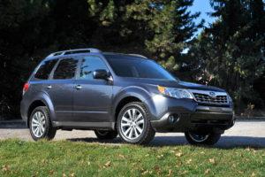 Subaru Forester III (SH)
