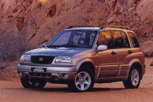 Suzuki Grand Vitara II (Escudo II)
