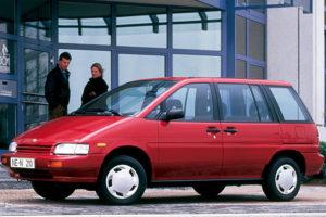 Nissan Prairie II (M11)
