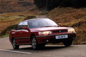 Subaru Legacy I (B10)