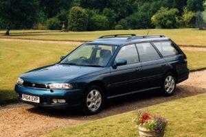 Subaru Legacy II (B11)