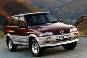 SsangYong Musso I