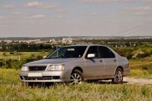 Nissan Bluebird 11 (U14)