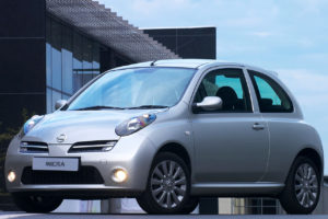 Nissan Micra (March) K12