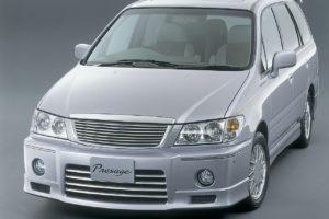 Nissan Presage I