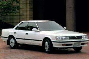 Toyota Chaser IV (X80)