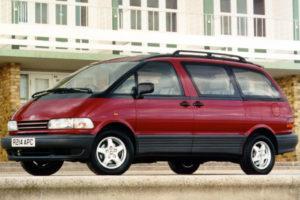 Toyota Previa I (XR10, XR20)