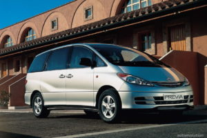 Toyota Previa II (XR30, XR40)