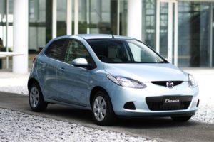 Mazda Demio III (DE)