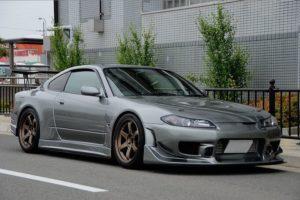 Nissan Silvia VII (S15)