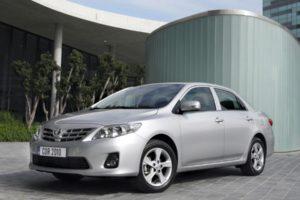 Toyota Corolla (E140/E150)